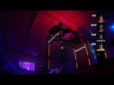 The First Race Of The Season | Drone Racing League 2018