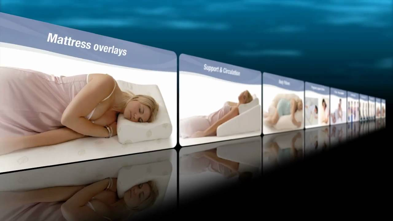 therapeutic pillow u0026 theramed promotional video