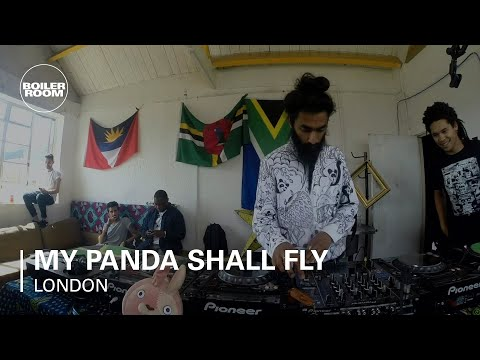 My Panda Shall Fly Boiler Room London DJ Set