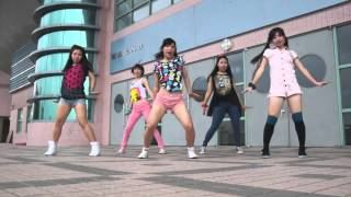 ﹝miss A創意舞蹈大賽﹞miss A - Breathe Dance Cover by《Queenie》 from Taiwan