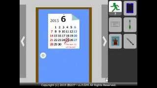 (No1Game) Find the Escape-Men 154: Pic-iro Clover P walkthrough