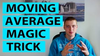 Moving Average Magic Trick Video