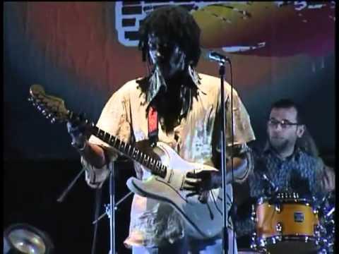 Stan Skibby & Luca Giordano Band -Purple Haze- Popoli Blues 2010
