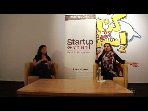 Startup Grind Muscat hosts Joy Ajlouny of Fetchr
