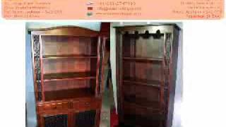 Indian Furniture, Indian Sheesham Wood Furniture, Indian Hardwood Furniture, Indian Solid Wood Furniture Ace Craftique