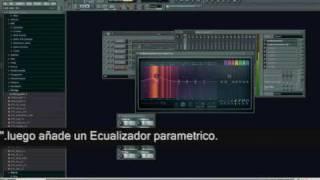 Como hacer un Loop techno en Fl Studio 7
