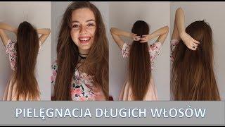 Pielęgnacja długich włosów ♥
