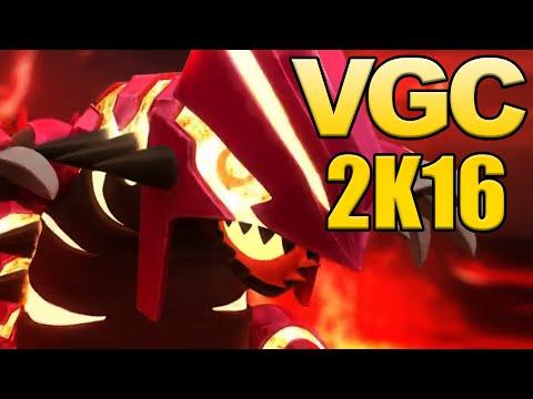 Pokemon VGC 2016  GROUDON & Primal Groudon! Pokemon Omega Ru & Alpha Sapphire Groudon VGC Moveset