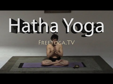 Yoga for Happiness, Weightloss, Flexibility, Strength, and Healing | Hatha Yoga w/ Stephen Beitler