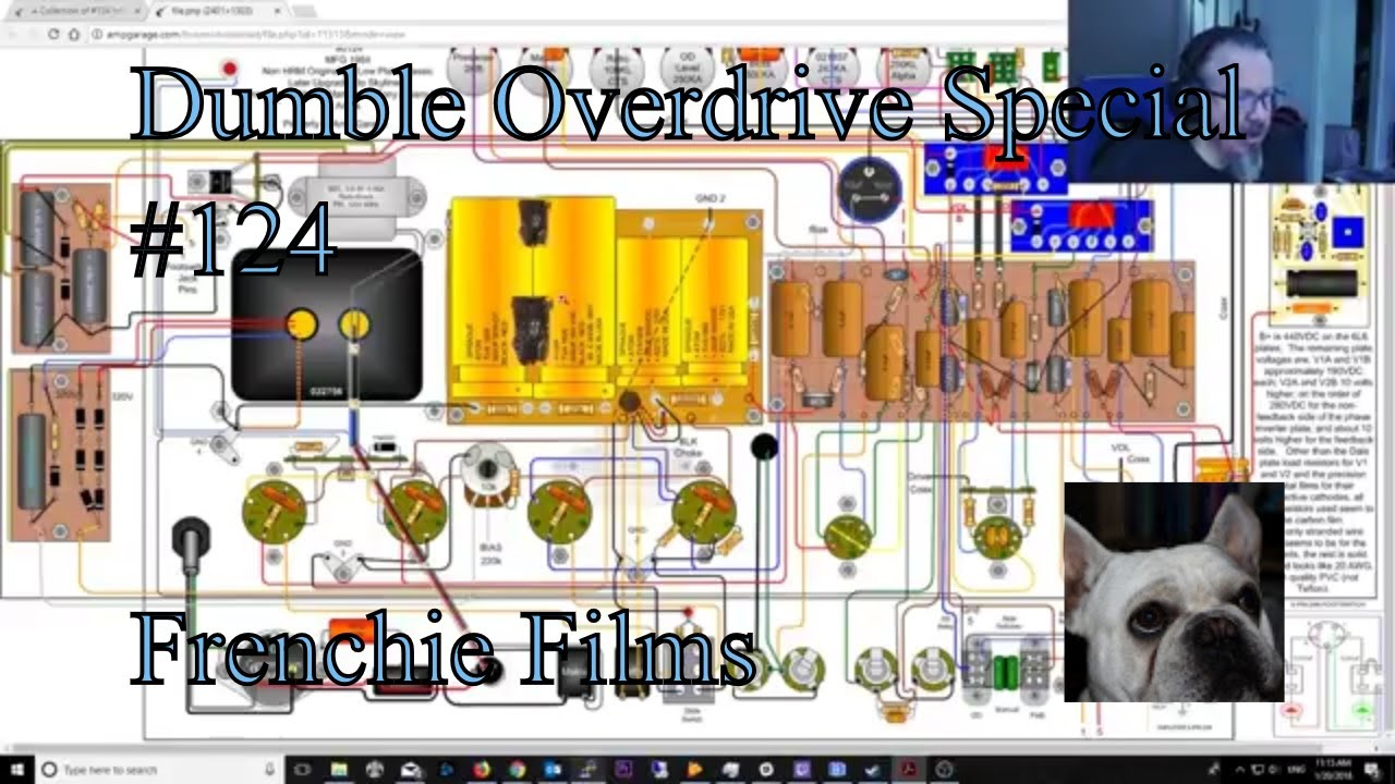 [ZSVE_7041]  Converting a Fender Bassman to a Dumble 124 Intro - YouTube | Dumble Amp Wiring Diagram |  | YouTube