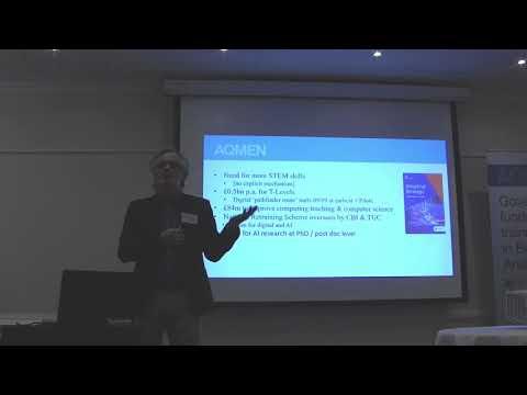 The UK Industrial Strategy: Funding and Training Opportunities - Professor John MacInnes