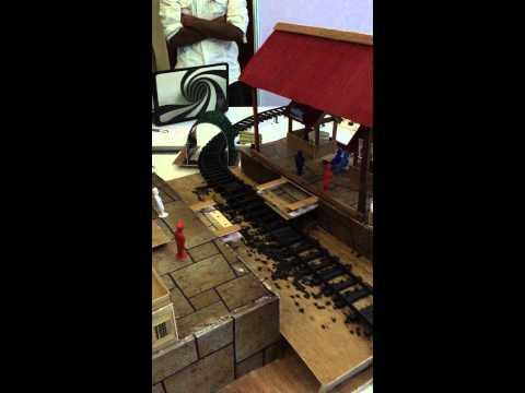 Rail Platform Project - GCT Coimbatore