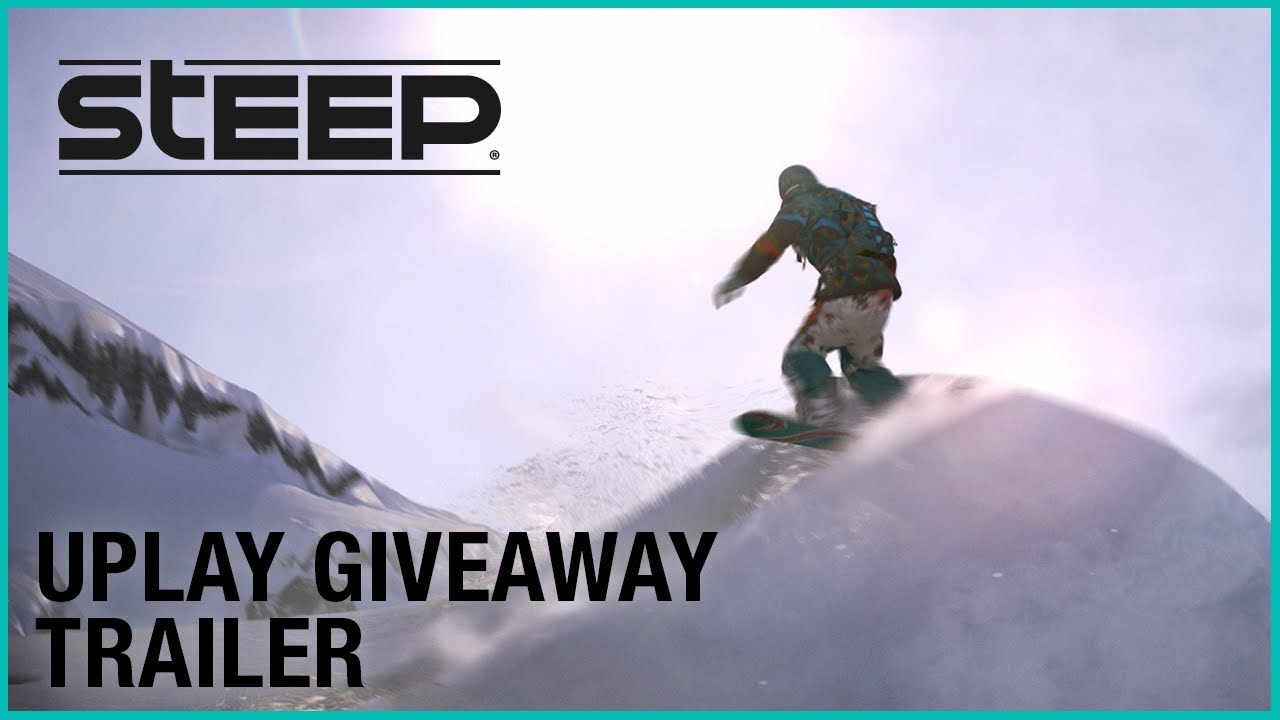 Steep: Uplay Giveaway Trailer | Ubisoft [NA]