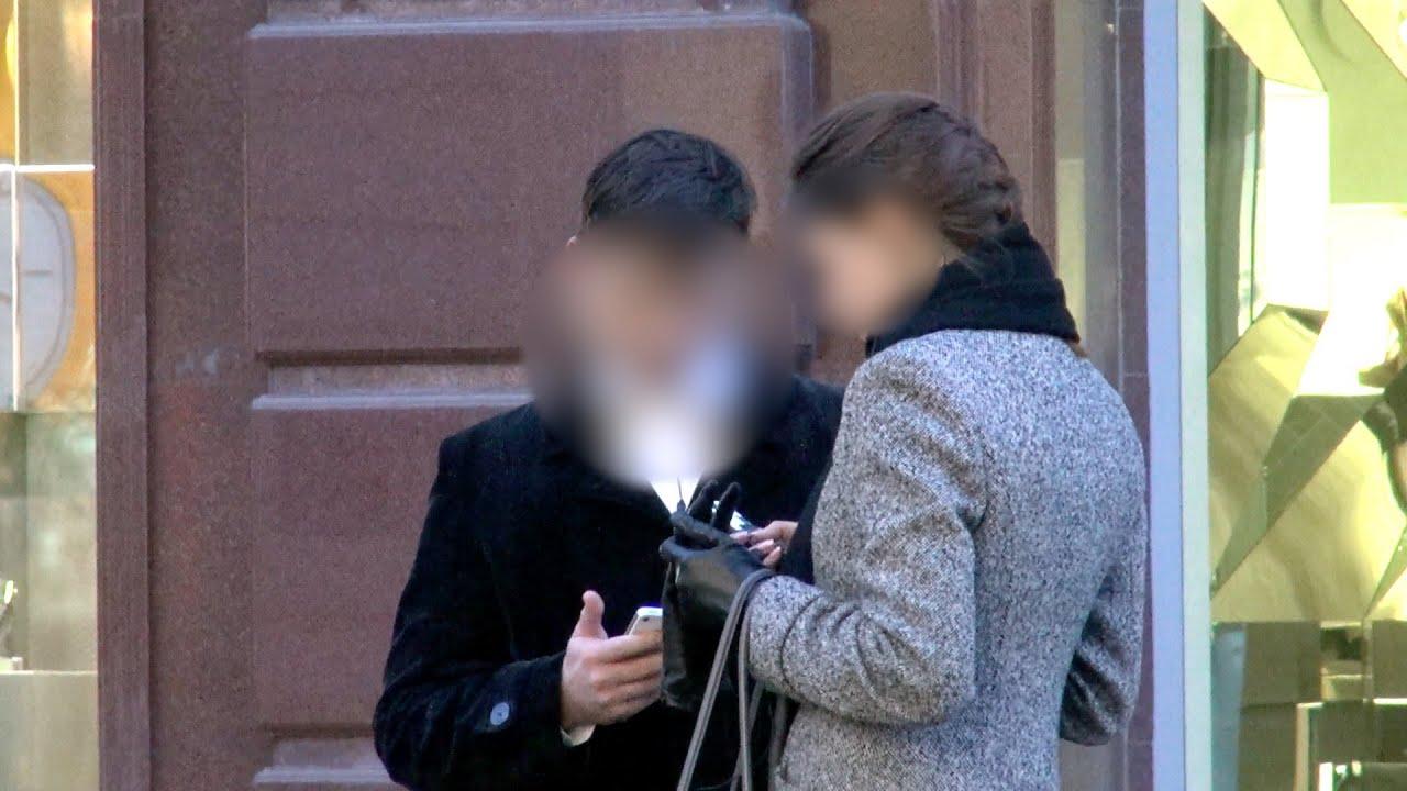 Оргазм пикап в москве девушек на улице видео домашняя