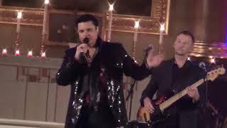 O helga natt - Henrik Åberg - Klockrike kyrka 8/12 2018 - Elvis Christmas