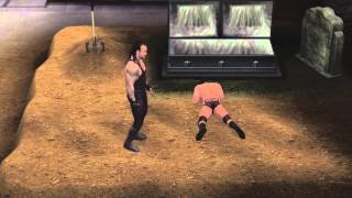 SVR 2007: Randy Orton vs The Undertaker (Buried Alive Match)