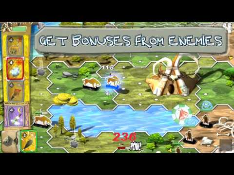 Caveman Wars Official Android Trailer