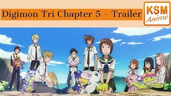 Digimon Adventure Tri Chapter 5 (Trailer)
