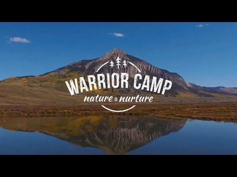 Warrior Camp: Outdoor Therapy for Veterans