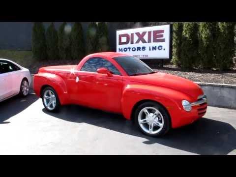 2003 Chevrolet SSR Truck @ Dixie Motors Inc.-Nashville, TN