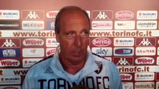 28/8/2014 - Torino 1-0 RNK Split - Giampiero Ventura post partita