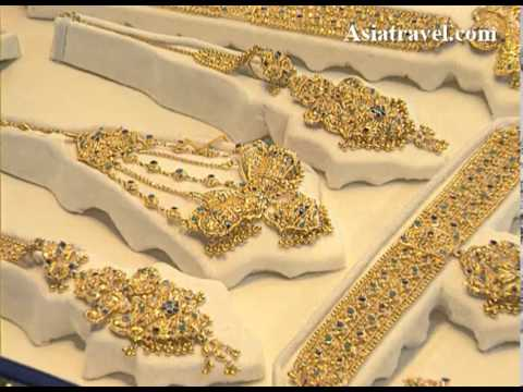 Gold Jewelry Pakistan by Asiatravel