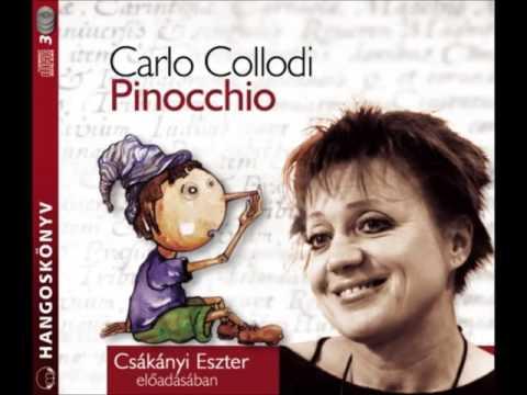 Carlo Collodi: Pinocchio - hangoskönyv