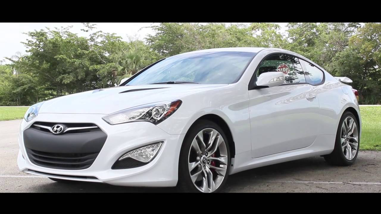 2015 Hyundai Genesis Coupe Walkaround  Powered By Video SEO Media