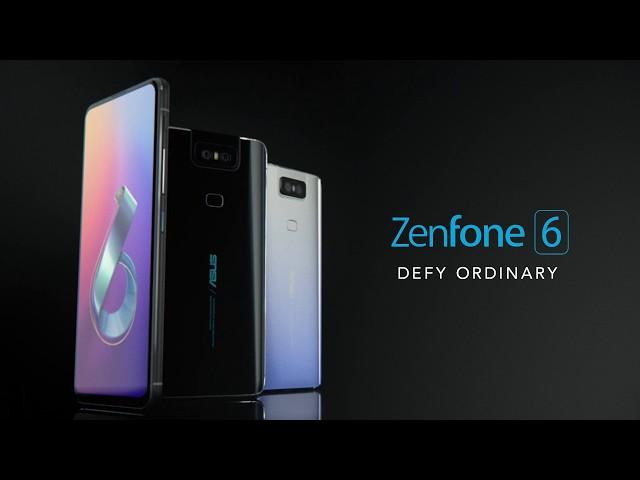 Introducing ZenFone 6 | ASUS
