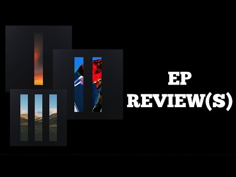 'Escapism I, II & III' By Sam Gellaitry - EP REVIEW(S)