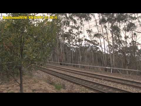 Rail Around New South Wales - October 2014: Lachlan Valley Railway Edition