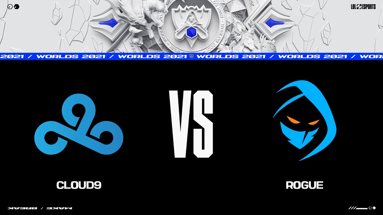 Download C9 vs. RGE | Worlds Group Stage Day 4 | Cloud9 vs. Rogue (2021)