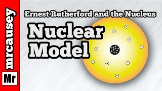 The Nuclear Atomic Model and Ernest Rutherford | Mr. Causey s Chemistry