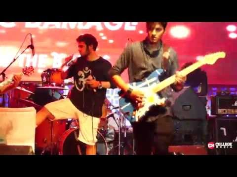 Rendezvous 2015 battle of bands - Lucknow team