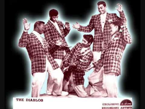 """Nolan Strong and The Diablos """"The Wind"""" - 1954 Fortune Records"""