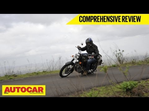 Royal Enfield Bullet 500 Test Ride Review
