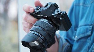 A Review Of The Olympus OM-D E-M5 Mark 2 Micro Four Thirds Camera