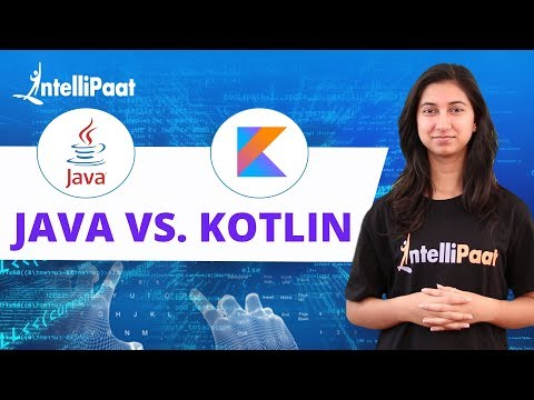 Java vs Kotlin | Kotlin vs Java Android Development | Kotlin Tutorial | Intellipaat thumbnail