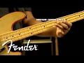 Fender 1951 Relic Precision Bass Demo   Fender