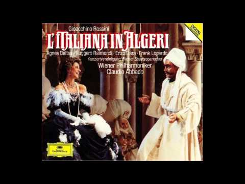 G. Rossini L'Italiana in Algeri, Baltsa, Raimondi, Dara, Lop