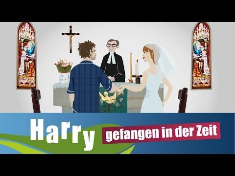 Learn German (A1-B1) | HARRY – Gefangen In Der Zeit | Episode 61