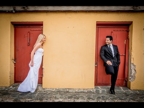 Destination Wedding in Aruba Part 1- Courthouse & Couple Shoot by Jason Lanier Photography