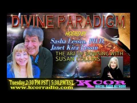 Divine Paradigm: The Art of Dowsing with Susan Collins