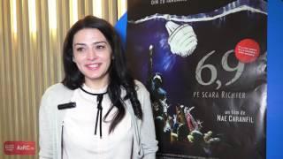 "Maria Obretin despre ""6,9 pe Scara Richter"""