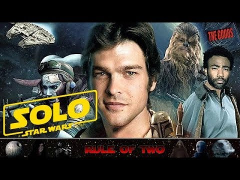 Rule of Two: Tile for the Han Solo Film