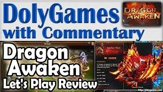 Dragon Awaken Let's Play Review Part 1
