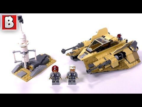Star Wars Sandspeeder 75204! Target Gift Card GIVEAWAY! | Unbox ...