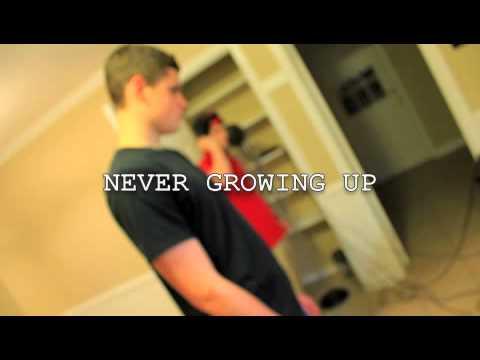 Never Growing Up - Alexander Jackson (Unedited)