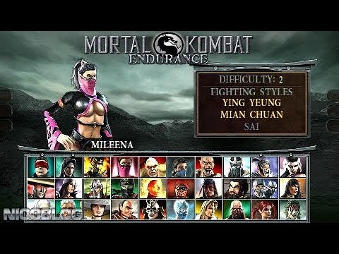 Mortal Kombat Unchained All Cheat Codes / Mobile Ppsspp Version Hack