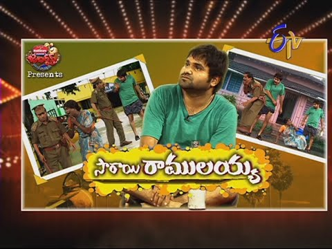 Jabardasth - 14th August 2014 - జబర్దస్త్ - Full Episode